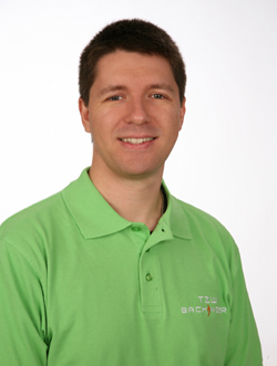 Christoph Bachinger - Physiotherapeut, Masseur u. Med. Bademeister